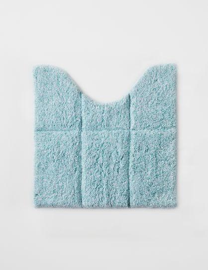 Tufted contour mat