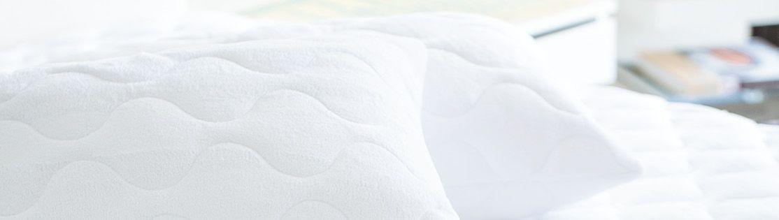 Coral Fleece Pillow Protectors
