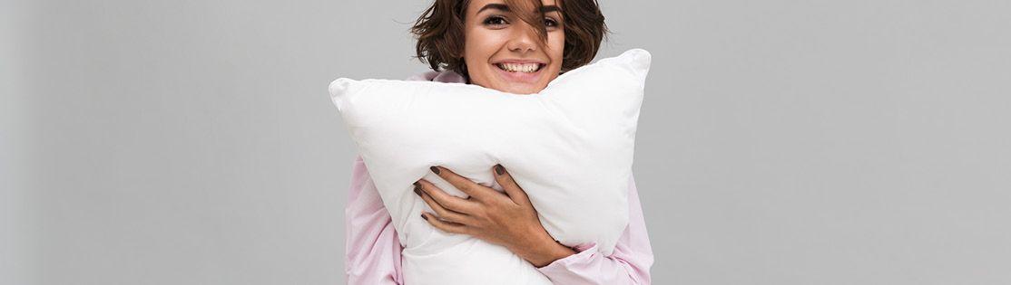 Fluff up your pillows