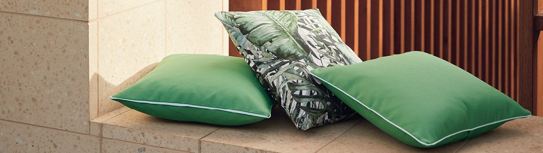 Our Daintree range is designed for outdoor use