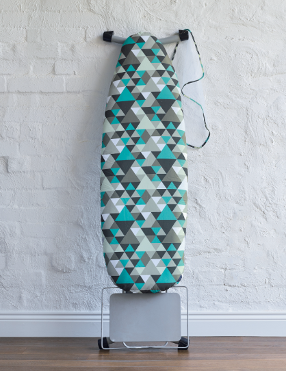 Geo Padded Ironing Board Cover