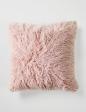 Faux Fur European Pillowcase