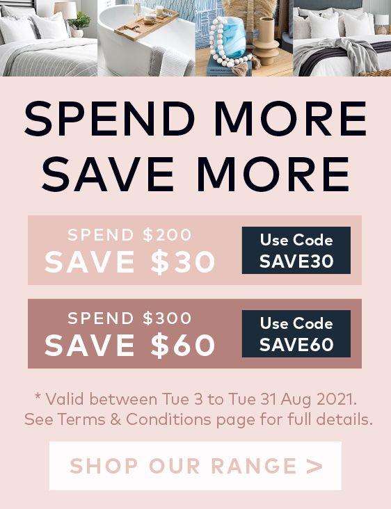 Spend + Save